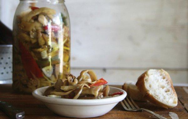 Рецепт                  ТОП-5 способов заготовки баклажанов на зиму