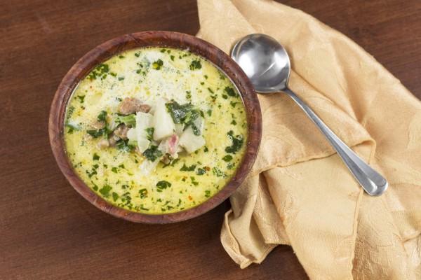Сливочный суп с курицей: рецепт приготовления