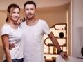 Дмитрий Ступка прокомментировал слухи о беременности своей жены