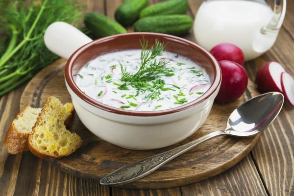 Как приготовить окрошку: топ-3 популярных рецептов