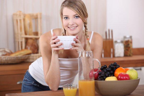 Правильный завтрак подарит заряд бодрости и энергии на весь день