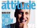 В Сети появилась обложка гей-журнала с принцем Уильямом