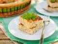 Сырная запеканка: Рецепт