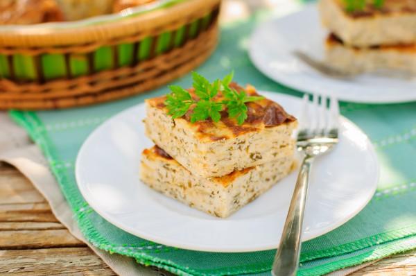 Рецепт                  Сырная запеканка: Рецепт
