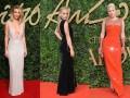 British Fashion Awards 2015: Gaga, Бекхэм, Хайек и другие