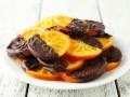 Как приготовить карамелизованные апельсины в шоколаде