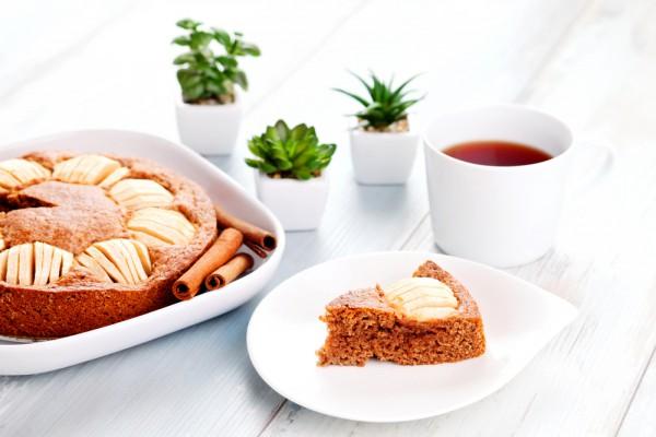 Пирог с яблоками: рецепт