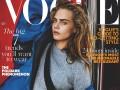 Кара Делевинь украсила британскую обложку Vogue