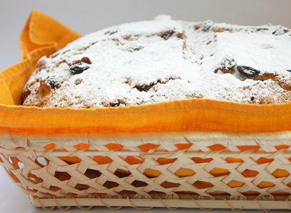 Рецепт                  Бездрожжевой чешский кулич