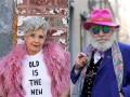 Стильная старость: фото прекрасных и вечно молодых бабушек