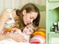 Что делать, если у ребенка температура