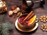 Как приготовить рождественский глинтвейн