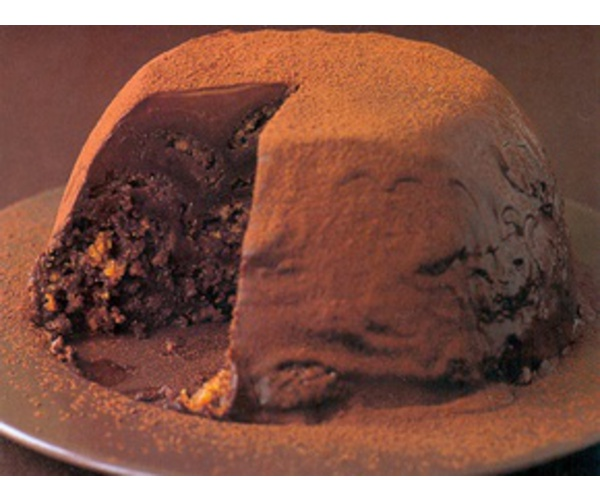 Рецепт                  Шоколадный торт с амаретти