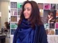 Яна Станишевская хочет, чтобы на потолке был ее портрет