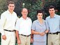 В Сеть попали архивные фото братьев Кличко