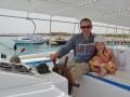 Павел Табаков вместе с женой и детьми отдохнул в Египте