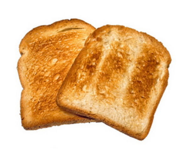 Что положить на тост
