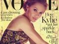 45-летняя Кайли Миноуг показала ножки в фотосессии для журнала