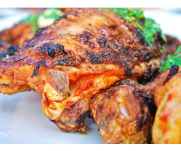 Рецепт                  Курица пири-пири