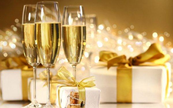 Шампанское: Главный новогодний напиток