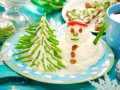 Как приготовить снеговика из творога (видео)