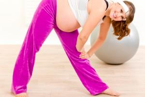Помни, что начиная с 32 недели беременности и до родов наклоны туловища вперед необходимо исключить