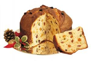 Обычно панеттоне пекут на Рождество и Пасху