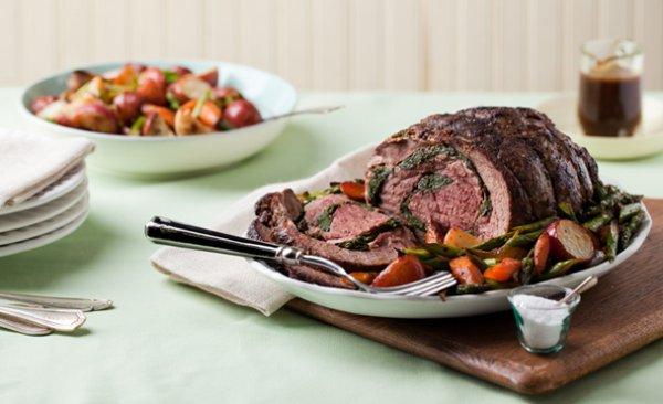 Рецепт                  Пасхальные рецепты: ТОП-5 праздничных мясных блюд
