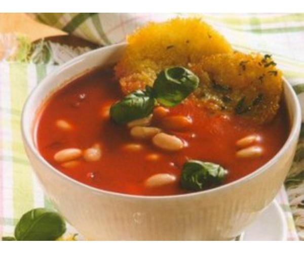 Рецепт                  Фасолевый суп