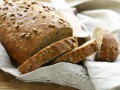 Ржаной хлеб с подсолнечными семечками