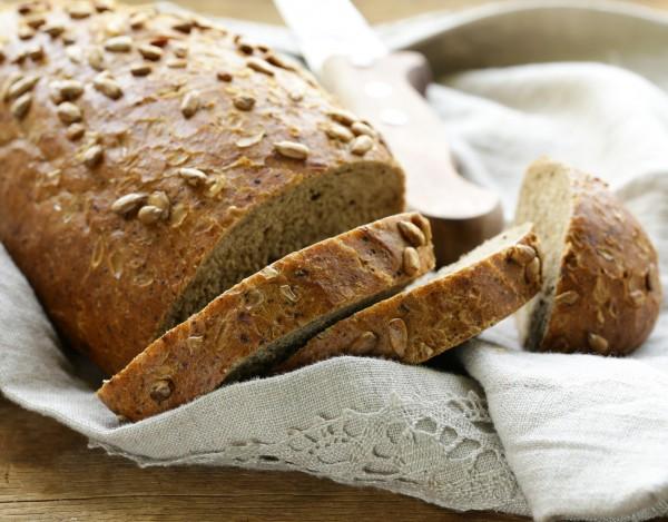 Рецепт                  Ржаной хлеб с подсолнечными семечками