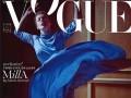 Милла Йовович попала на обложку корейского Vogue