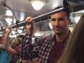Владимир Кличко проехался в киевском метро