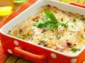 Картофельно-сырная запеканка