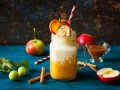 Осенние напитки из яблок: три вкусные идеи