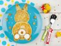 Детская Пасха: идеи украшения праздничных блюд