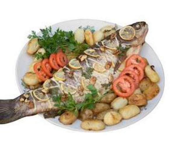 Рецепт                  Пикантная рыба в сметане