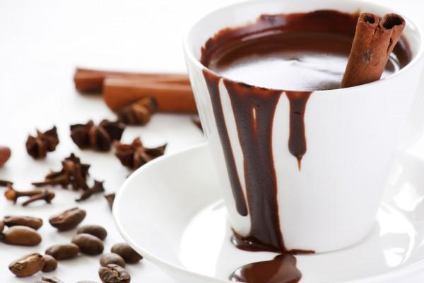 Рецепт                  Горячий шоколад: Рецепт приготовления