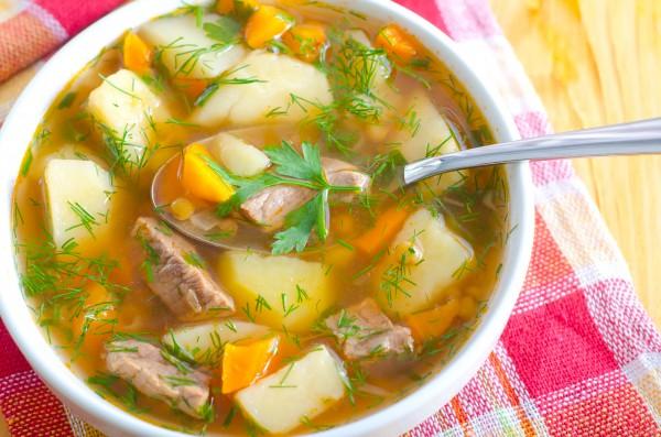 Рецепт                  ТОП-5 рецептов национальных зимних супов