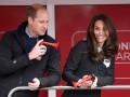 Кейт Миддлтон, принц Уильям и принц Гарри побывали на Лондонском марафоне