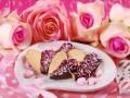 Как приготовить печенье Сердечки на День святого Валентина