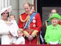 Британская королевская семья отпраздновала день рождения Елизаветы II