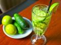 Лимонад из огурцов