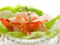 Новогодние рецепты: ТОП-5 салатов из креветок