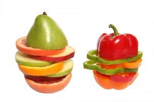 Выбирая фрукты и овощи, обращай особое внимание на их внешний вид