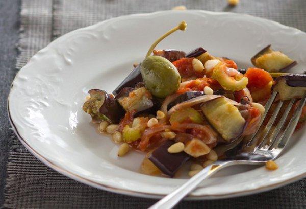 Рецепт                  Капоната по-сицилийски