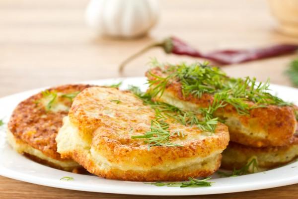 Рецепт                  Картофельные зразы с мясным фаршем
