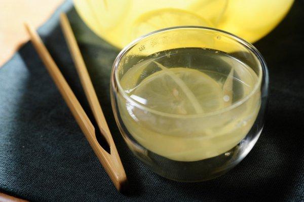 Рецепт                  Согревающий имбирный чай