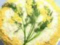 Как приготовить салат Мимоза на Новый год (видео)
