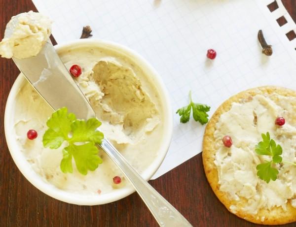 Рецепт                  Масло из сельди: Рецепт приготовления